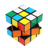 Topacc 5.3x5.3x5.3 Portable Vivid Color Square Magic Cube Puzzle Science Education Kids Toy Gift