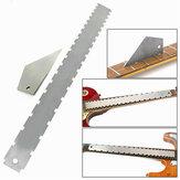 Guitare manche crantée bord droit + fret rocker outils luthier pour guitares électriques