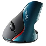 Wowpen CM0002 Rechargeable 2.4GHz 1200DPI Wireless Vertical Mouse Gaming Mouse Ergonomic Design