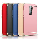 Voor Xiaomi Redmi Note 8 Pro case Bakeey Ultradunne 3 in 1 plating pc harde achterkant Proective case