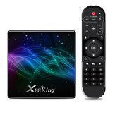 X88 King Amlogic S922X 4 GB DDR4 RAM 128 GB ROM 1000 MB LAN 5G WIFI Bluetooth 5.0 Android 9.0 4K VP9 H.265 TV-Box