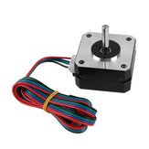 17HS4023 42*42*23mm Titan Stepper Motor with Cable Support Direct Drive & Bowden Mounting Bracket for 3D Printer