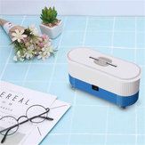 Bakeey 35W 3 in 1 Cleaning Machine Household Frame Contact Lenses Jewelry Jewelry Multifunctional Ultrasonic Cleaner