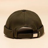 Retro Hip Hop Innocent Landlord Hat Sailor Brimless Hats