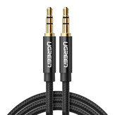 Ugreen Jack 3.5 Cabo de Áudio 3.5mm Speaker Line Aux Cable para iPhone 6 para Samsung galaxy s8 Car Headphone Xiaomi redmi 4x Jack de áudio
