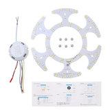 36W Bluetooth-plafondlamp LED-paneel met magneet warm wit koud wit RGB AC90-245V