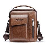 Men Vintage Multifunctional Crossbody Bag Outdoor Daily Bag