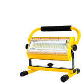 60 LED 100W Rechargeable Flood Light LED Flood Security Outdoor Work