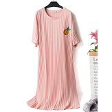 Cotton Leisure Nightgown