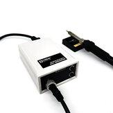 BANGSTOOL BST-MINI203H 100-240 V Stasiun Solder Alat w / Besi Solder Holder Portabel Digital Display Adjustable untuk RC Drone FC ESC Solder Perbaikan
