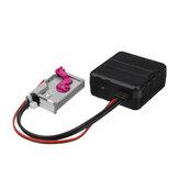 32 pinos bluetooth módulo adaptador de cabo aux decodificação de áudio para audi A3 A4 A6 A8 TT R8 RNS-E