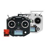 FrSky Taranis Q X7 ERİŞİM 2.4 GHz 24CH Mode2 R9M 2019 Uzun Menzilli Modülü ile Verici RC Drone için