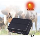 V44 Energia Solar 4G Pet Tracker WIFI GPS LBS Tracker IP67 Gado Ovelhas À Prova D 'Água Crianças Anti-Lost Tracker