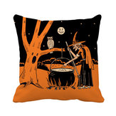 Halloween Party Hold Pillow Creative Cartoon Hold Pillows Living Room Decorations