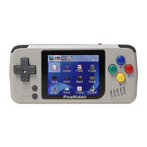 Powkiddy 16GB 64 Bit 1000 Games 2.4 inch IPS Screen Portable Handheld Game Player Video Game Console Open Source
