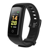 Bakeey V5S IP67 Wristband Blood Oxygen Heart Rate Sleep Monitor Camera Control Message Remind Smart Watch