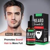 Barba masculina crescimento líquido manutenção barba crescimento óleo essencial