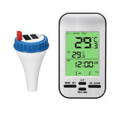 Wireless Remote Floating Digital Thermometer Swimming Pool Water Temperature Spa Hot Tub