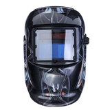 Solar Auto-escurecimento capacete lente de solda Máscara moagem soldador de proteção Máscaras