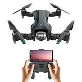FUNSKY S20 WIFI FPV z kamerą 4K / 1080P HD 18 minut lotu Inteligentny składany quadopter RC Drone