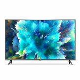 Xiaomi Mi TV 4S 43-Zoll-Sprachsteuerung DVB-T2 / C 2 GB RAM 8 GB ROM 5G WIFI Bluetooth 4.2 Android 9.0 4K UHD Smart TV Fernsehen Internationale Version