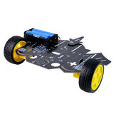 XIAO R DIY 2WD Smart RC Robot Авто Шасси Набор С TT Мотор Для