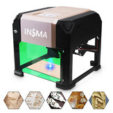 3000mW USB Laser Incisore Desktop DIY Logo Mark Printer Carver Laser Macchina per incisione