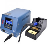 Kaisi KS-9312 Integrated Soldering Iron Station Digital Display Quick Heating Soldering Station 90W 150-480℃ Adjustable Temperature
