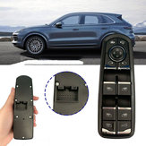 Car Windows Switch For Porsche Panamera Cayenne Macan 2011-2017 7PP959858M 7PP959858A 7PP 959 858 A