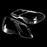 Clear Car Headlight Headlamp Lens Cover For Mercedes Benz E Class W212 E200 E260 E300 E350 2009-2012