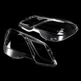 Przezroczysta osłona obiektywu reflektorów samochodowych do Mercedes Benz E Klasa W212 E200 E260 E300 E350 2009-2012