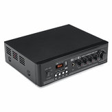 UFL-60 2x400W bluetooth HIFI Amplificateur sans perte Support Carte mémoire USB AUX FM Microphone 220V