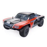 ZD Racing Thunder SC10 1/10 2.4G 4WD 55 km / h RC Car Electric senza spazzola Short Course Vehicle RTR
