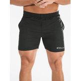 Mens Gym Sport Training Übungsshorts