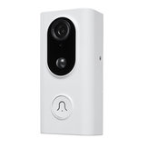Smart WIFI Video Doorbell Wireless Remote Home Surveillance Video Voice Intercom