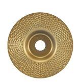 4 Polegada Forma de Madeira Esculpir Disco Moedor Rebarbadora Polimento de Metal Ferramentas abrasivas para trabalhar madeira