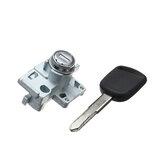 أسطوانة قفل الباب الجانبي للسائق الأمامي مع مفتاح 72185-TA0-A01 لـ Honda Accord 2008-2012