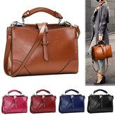 女性の大きなハンドバッグショルダートート財布革ホーボーメッセンジャークロスボディバッグ