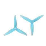 2 Pairs GEMFAN 3016 3 Inch 3-blade PC Propeller 1.5mm/2mm Hole for Hurricane Toothpick RC Drone FPV Racing