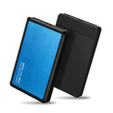 USB3.0 2.5'' SATA SSD Aluminum Alloy Hard Drive Enclosure 5Gbps Hard Disk Case