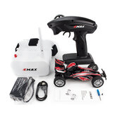 EMAX Interceptor 1/24 2.4G RWD FPV RC Car with Optional Goggles Full Proportional مراقبة RTR نموذج