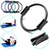 KALOAD Dual Pilates Ring Body Beauty Sports Fitness Yoga Circle Yoga Exercise Tools