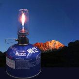 BRS-55OutdoorKampçılıkIşıkUltralightBütan Gaz Acil Işık Outdoor Seyahat Gece Fener