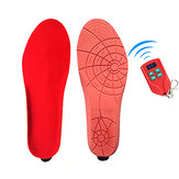 41-46 Code Portable Wireless Heated Insole Shoe Boot Foot Warmer Rechargeable 2000mAH