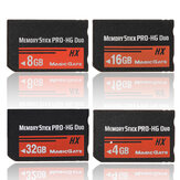 4 8 16 32GB Memory Stick MS Pro Duo Memory Card untuk Sony PSP Cybershot Camera