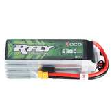 ACE RFLY 22.2V 5300mAh 75C 6S Lipo Battery XT60 Plug for RC Helicopter Car
