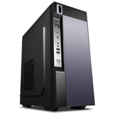 Golden Field X8 Cold Rolled Steel ATX/ mATX / ITX USB3.0 Gaming Tempered Computer Case Support 345mm Graphics Card Desktop Chassis