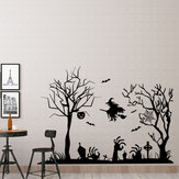 Miico FX3002 Cartoon Sticker Wall Sticker Halloween Sticker Removable Wall Sticker Room Decoration
