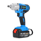 98VF 330Nm 12000mAh Cordless Electric Impact Wrench Drill Driver Power Tool