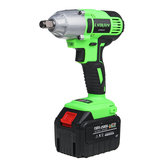 128/198VF 320N.m Max Cordless Electric Impact Wrench Power Drill Driver Woodworking Tool